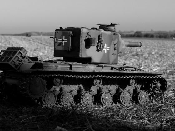 Sd. Kfz. 754 (r) KV-2