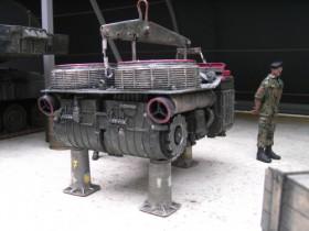 Leo 2 Motorwechsel