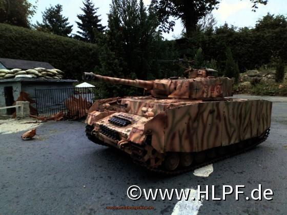 RC Panzer IV - Malzburg Edition - 1/16