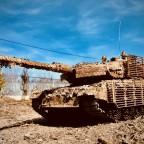 Leopard 2A6M Can Umbau