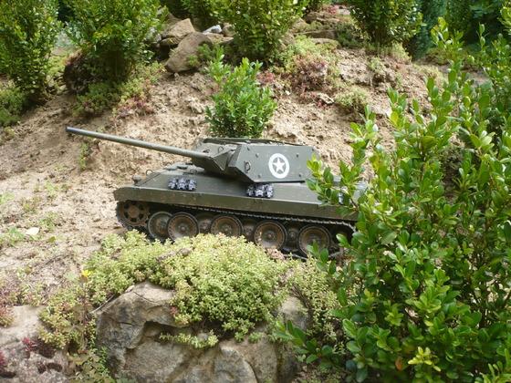 Panther als M10 getarnt