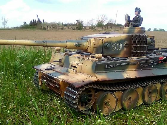 Tiger 1 , mein erster Panzer  2012
