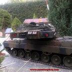 Neue Beschilderung für den Leopard 2