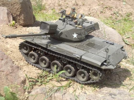 M41 auf der Pirsch...