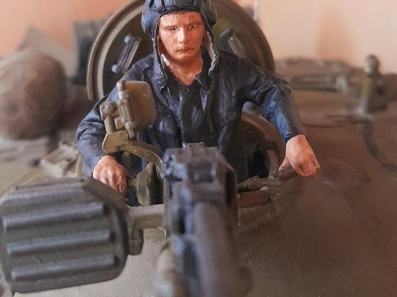 Fla-MG Schütze T72M