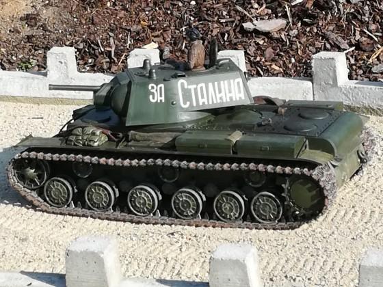 Tamiya KV-1