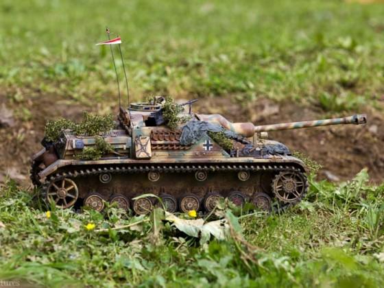 Sd. Kfz. 167 Sturmgeschütz IV - frühe Ausführung