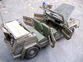 VW 181 Kurierwagen  Feldjäger