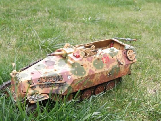 SdKfz 251/9 Kanonenwagen
