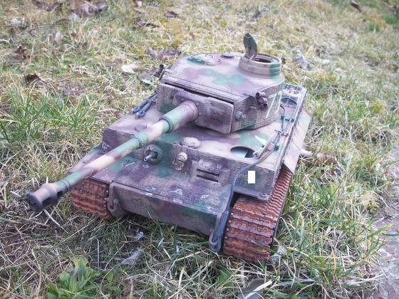 Tiger 731