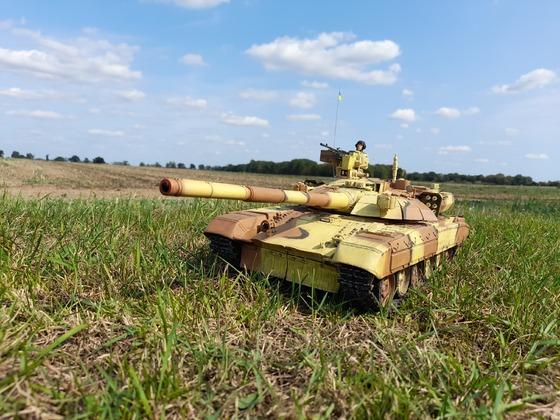 T 72-120 in freier Wildbahn