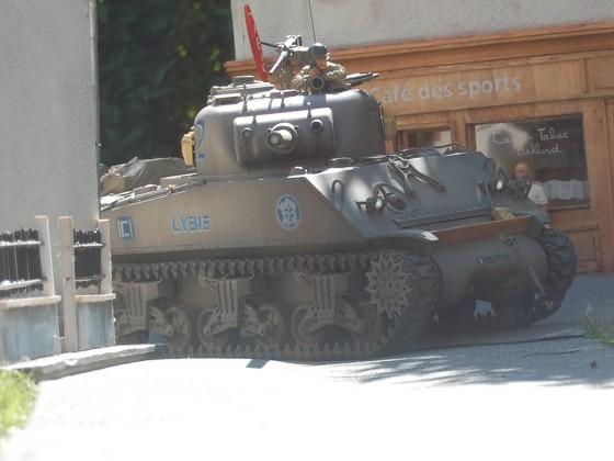 Sherman 2 DB  501 RCC  1 Cie