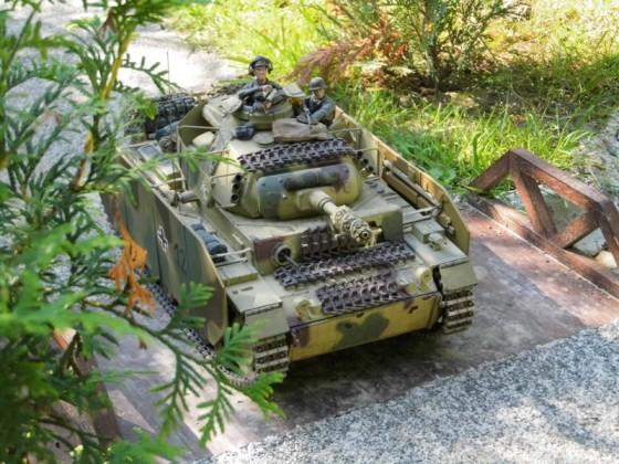Panzer3 im Ederbergland