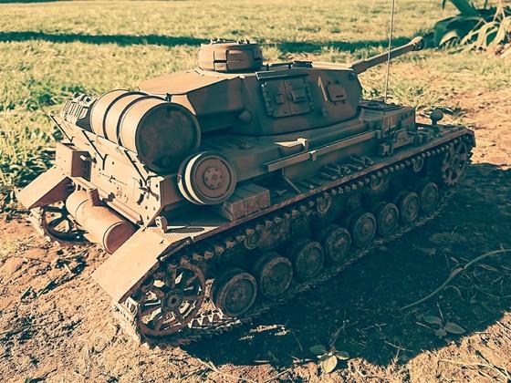 Panzer IV Ausführung F2