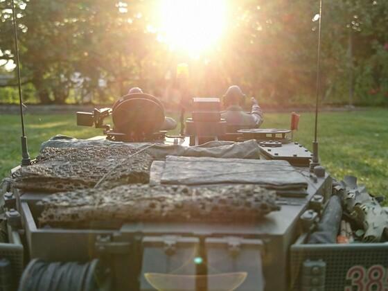 Leopard 2a6 M2+