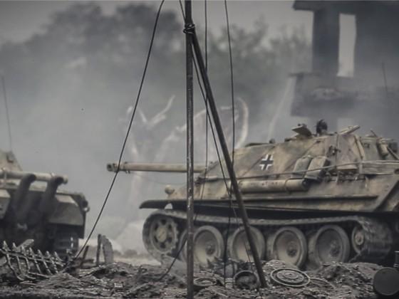 "Jagdpanther ""Gegenangriff"""