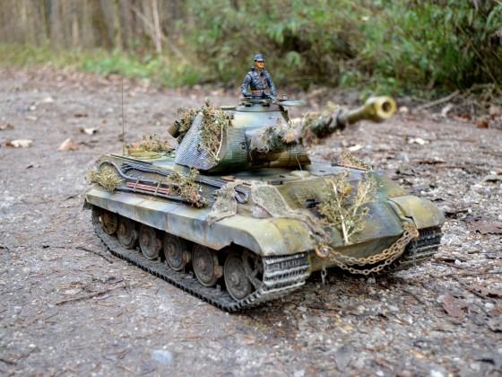 Tiger II, s.Pz.Abt. 503 (Normandie '44)