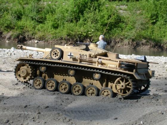 Stug III Ausf. F der 201.