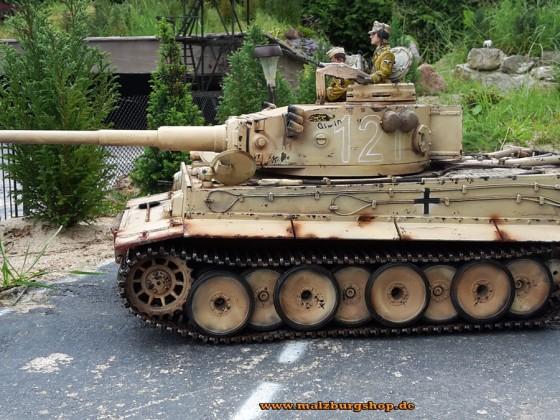 Tiger 1 Tunesien by malzburg