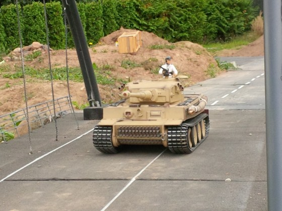 Sd.Kfz.181, Tiger, Ausf.E, mittel, Ostfront