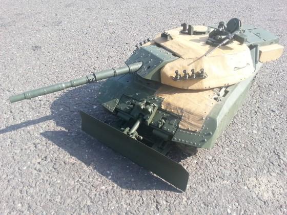 Leopard C2 Mexas Canada