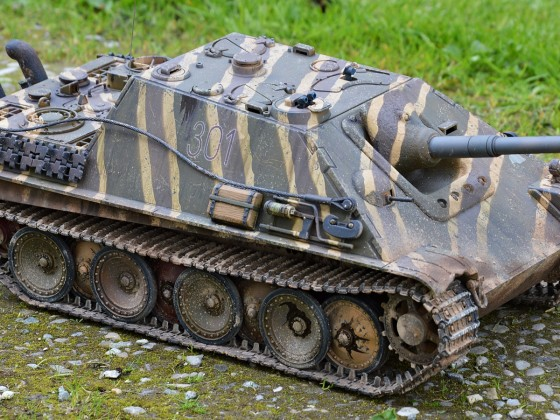 Jagdpanther 1. Pz. Rgt. 26 Div. Großdeutschland Frankreich 1944