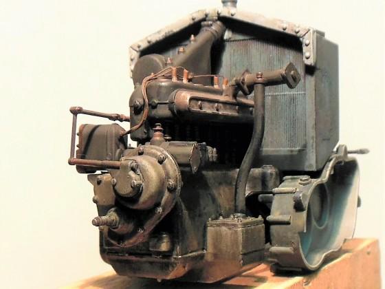 renault ft 17 motor