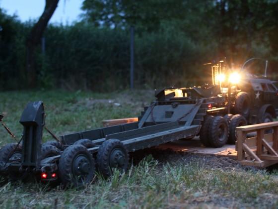 M25 mit Beleuchtung.