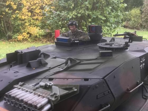 Tamiya FO Leopard 2A6