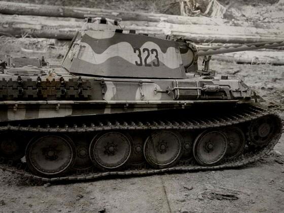 Panther Ausf.G (Taigen)