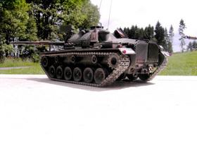 Schwerer Kampfpanzer M48 A2GA2
