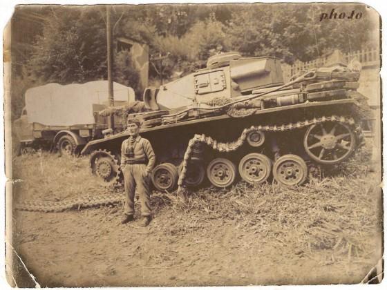 Darian's 601 mit Minenschaden...