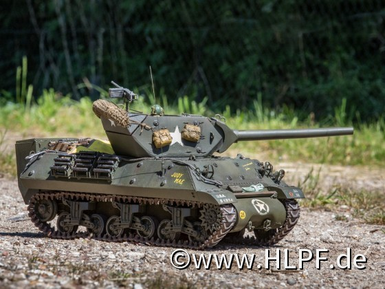 M10 Wolverine tankdestroyer