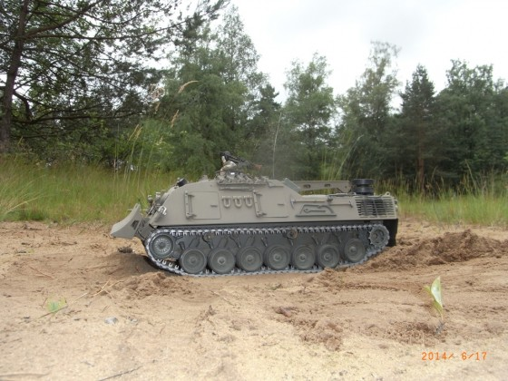 tankmeiers Bergeleo Standard