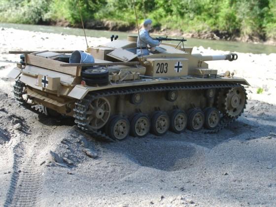 mein Stug III Ausf. F der 201.
