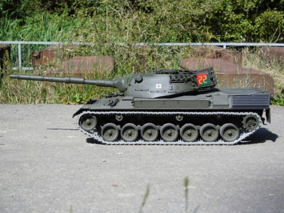 Leopard 1 (BE)