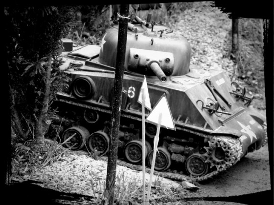 Sherman im Weserbergland