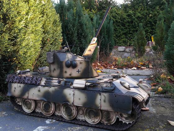 Flakpanzer Coelian 1/16