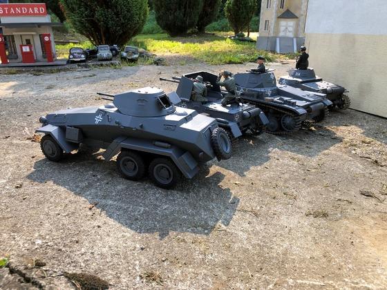 Wegbereiter der dt. Panzerwaffe
