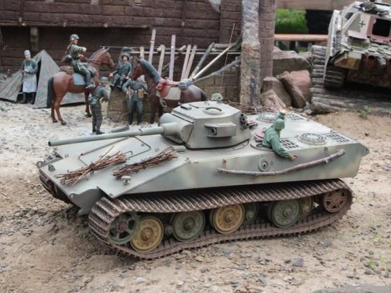 E-50S Büffel  Schützenpanzer