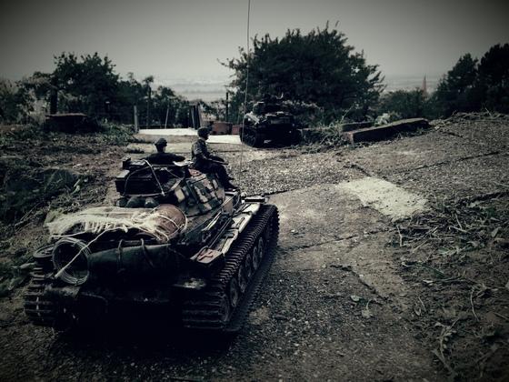 Panzer 3 im Einsatz 1