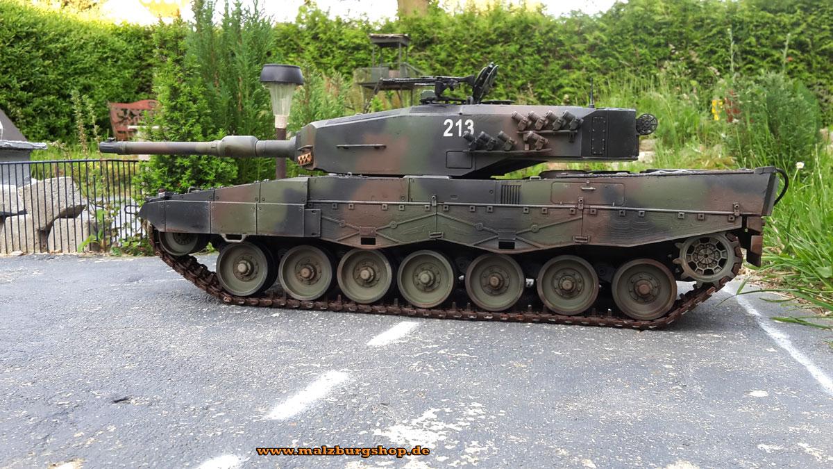 Leopard 2A4 made by malzburg