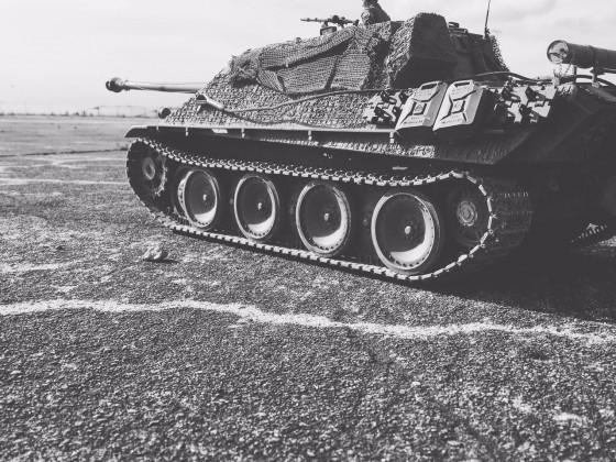 Jagdpanther Tamiya