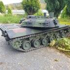 Kampfpanzer 70 in Wächtersbach