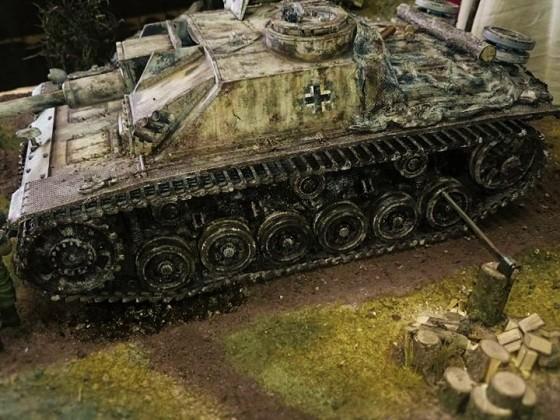 StugIII Ausf.G Wintertarn
