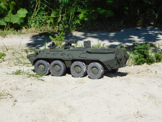 BTR-80 on Grafing 3