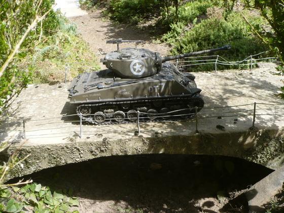 Sherman M4A3E8