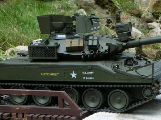 "M551 Sheridan ""Antichrist"""