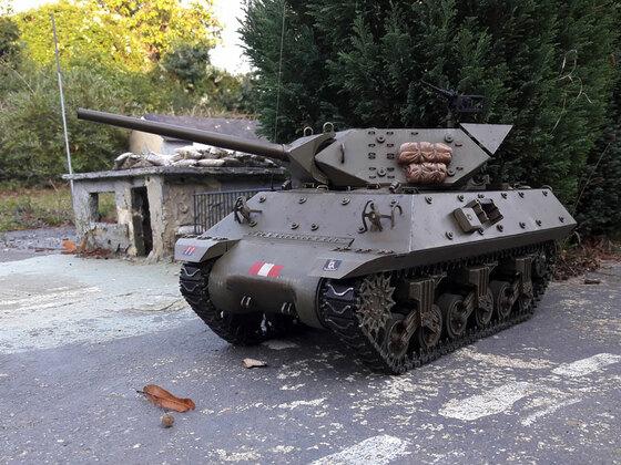 M10 British Achilles