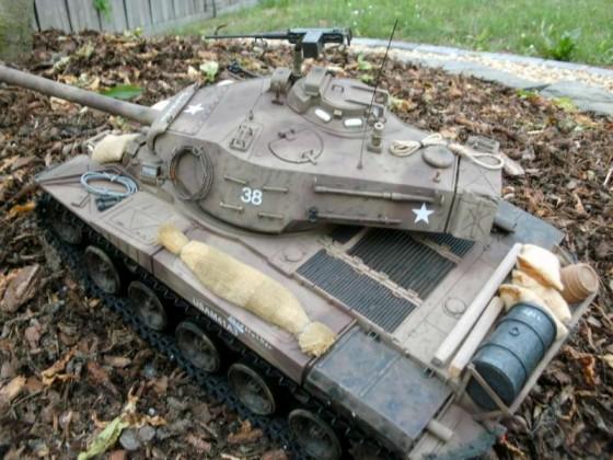 M41 Walker Buldog